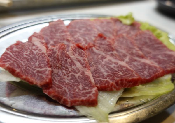 焼肉カワシマの肉10