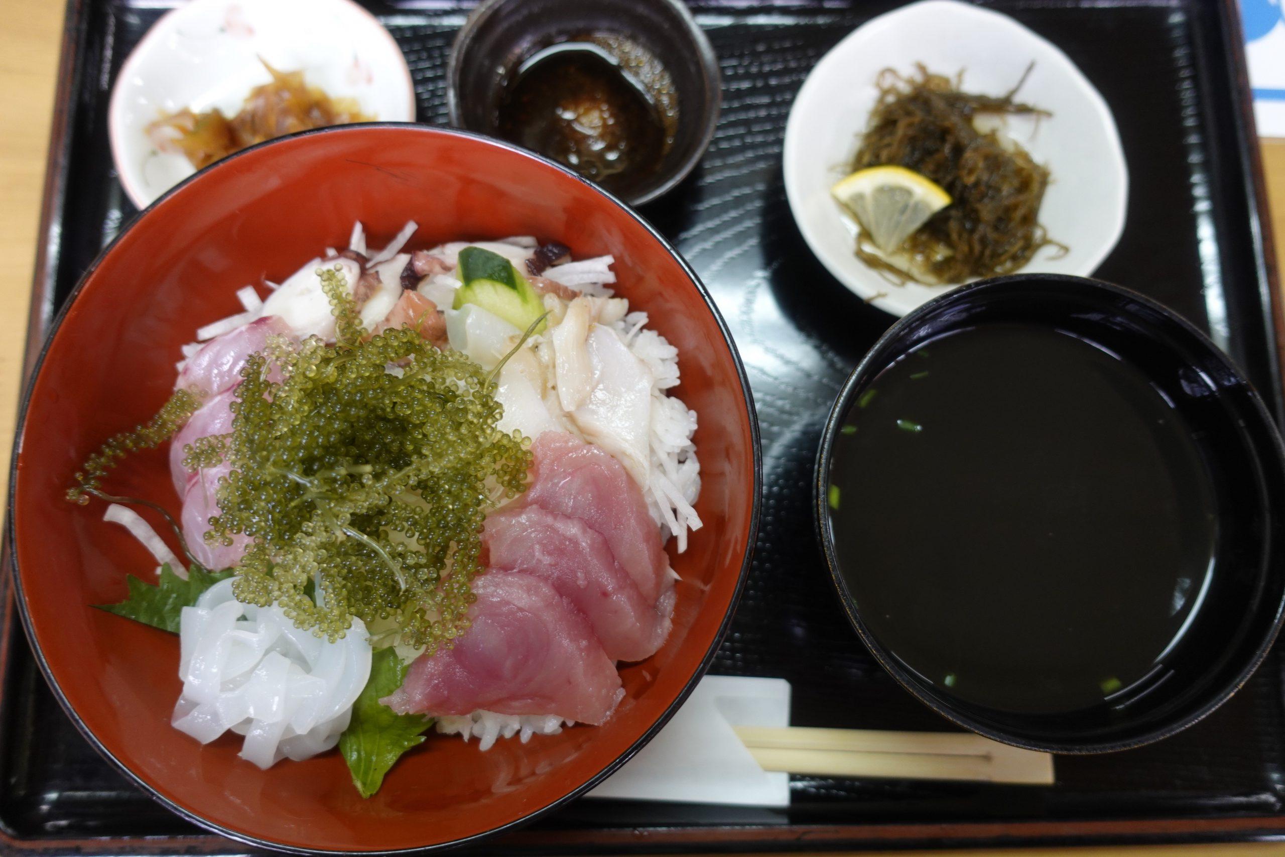 奄美大島番屋料理01