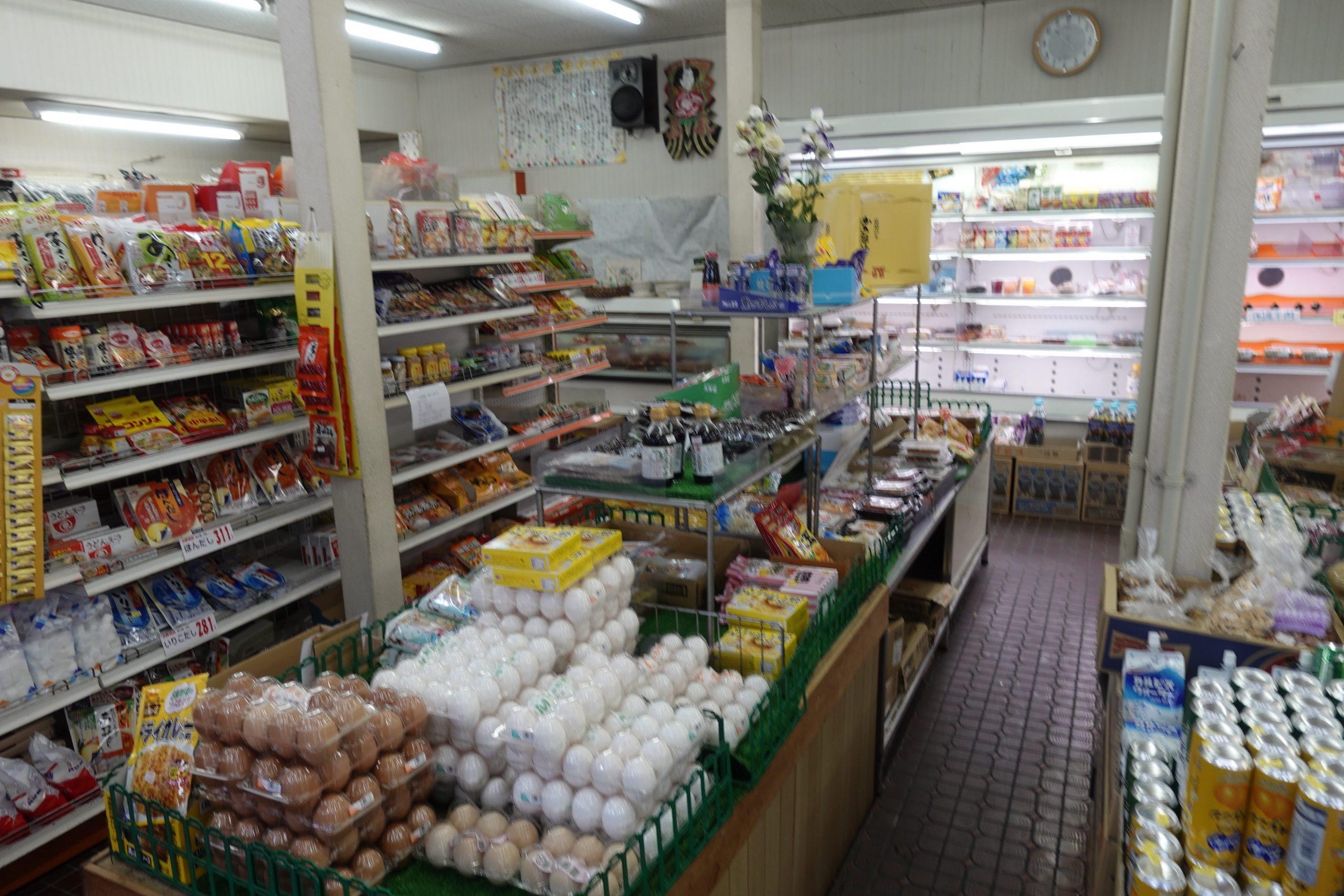 須崎食料品店内06