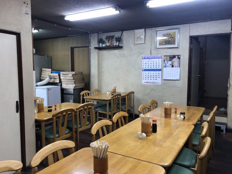 藤村製麺所の店内01