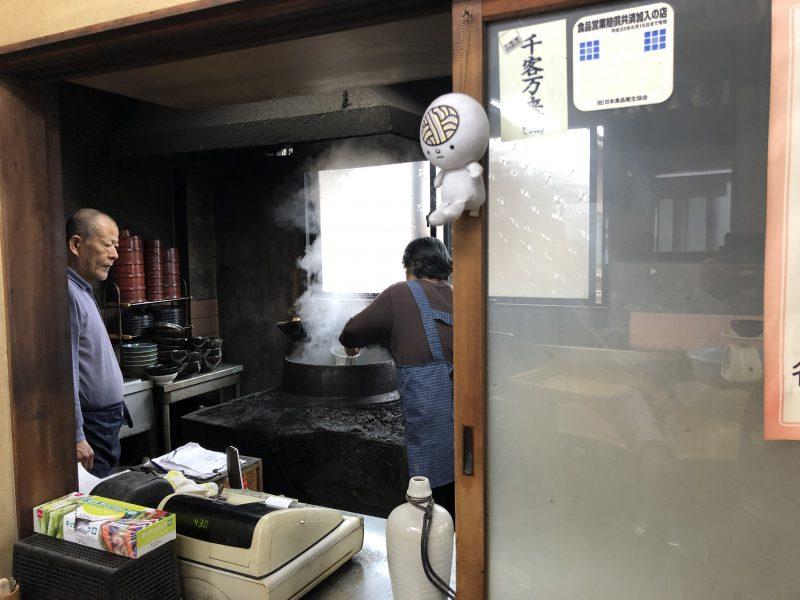 藤村製麺所の店内03