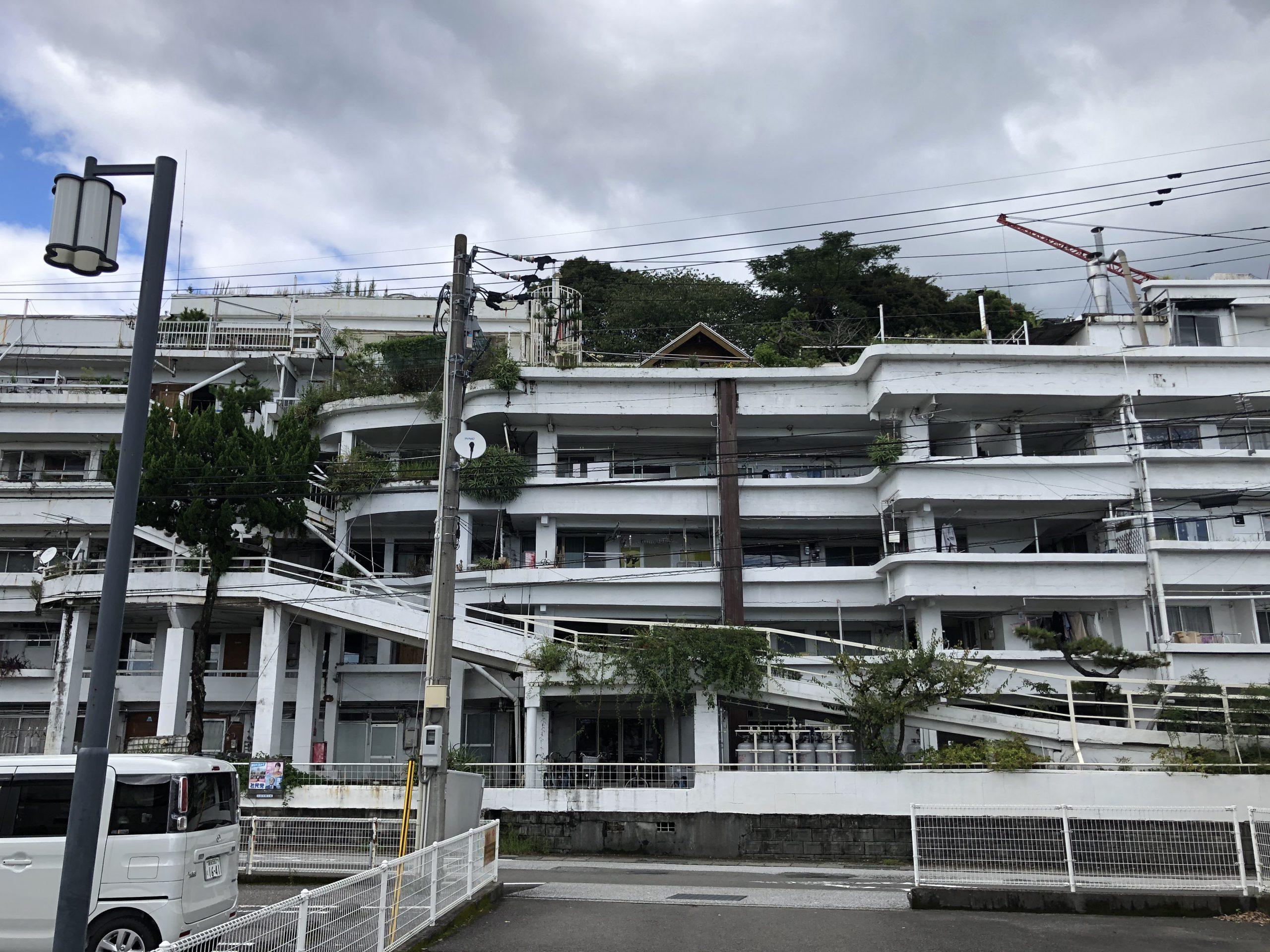 マンション 沢田