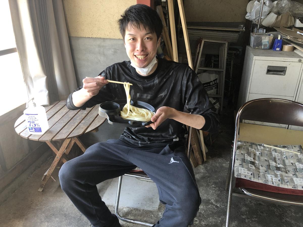 橋本製麺所のうどん02